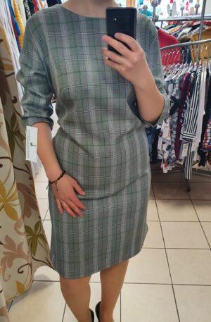 Šaty Andrea karované