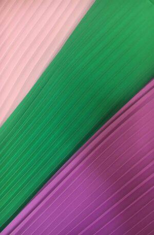 Plisované spoločenské šaty Violeta