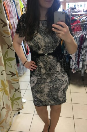 Spoločenské šaty Lýdia