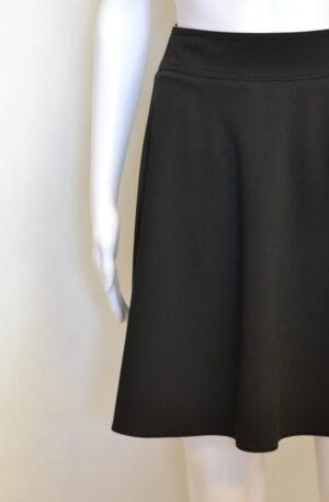 Čierna sukňa Kristína