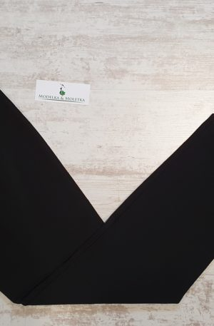 Nohavice Nikola čierne
