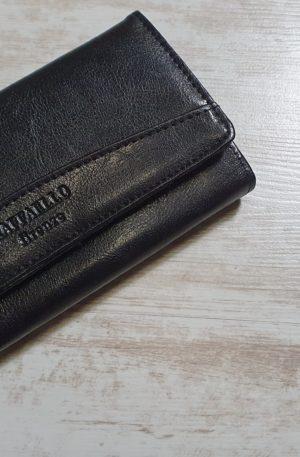 Dámska peňaženka Raffaello čierna