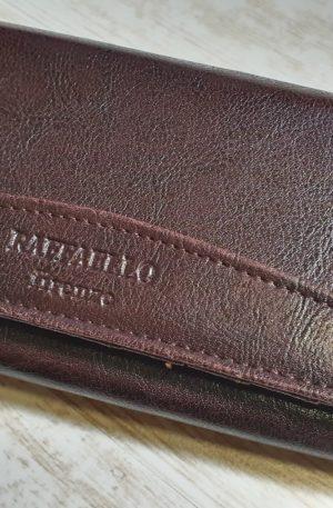 Dámska peňaženka Raffaello hnedá