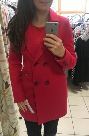 Kabát Lea – ružový