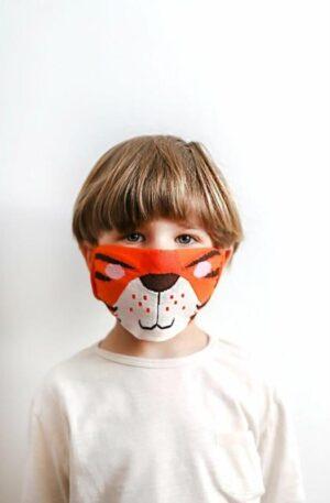 Detské rúško Tiger – P 050